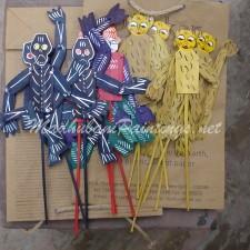 Children Mask from Orissa