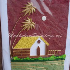 Greeting card-Paithani