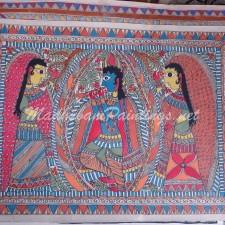 Rasleela of Krishna